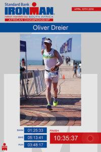 Ironman in Südafrika