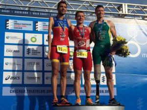 ITU Triathlon Weltmeisterschaft 2015